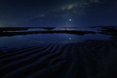 Kalbarri Blue holes & Milky Way 2