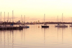 River at Twilight, Nedlands_Panorama1