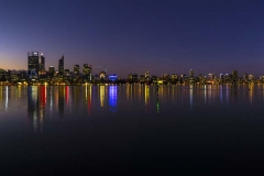 Perth City twilight_Panorama 3A