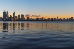Perth City Twilight 2 _Panorama