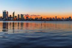 Perth City Twilight 3 _Panorama