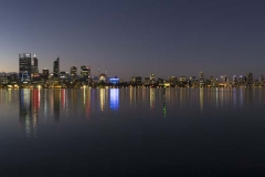 Perth City Twilight _Panorama1A